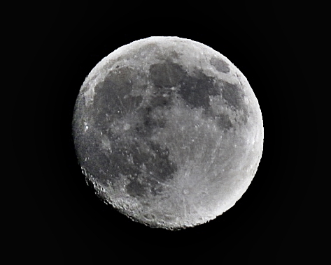 Prelude to Perigee Moon