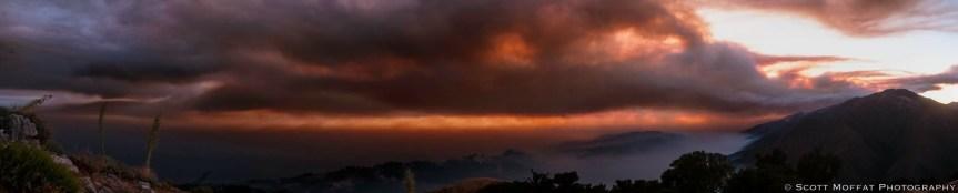 Soberanes Fire Photos, 7/23