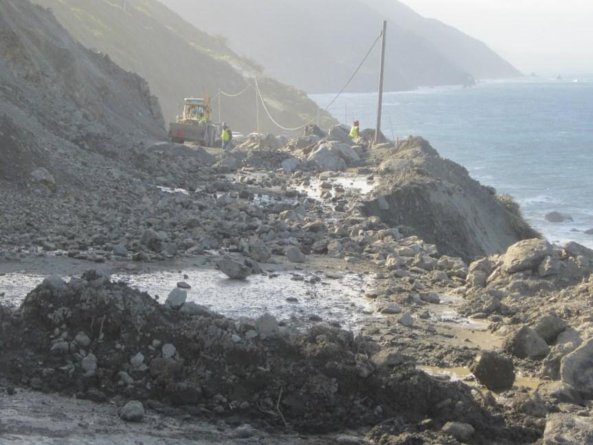 Mud Creek remains closed