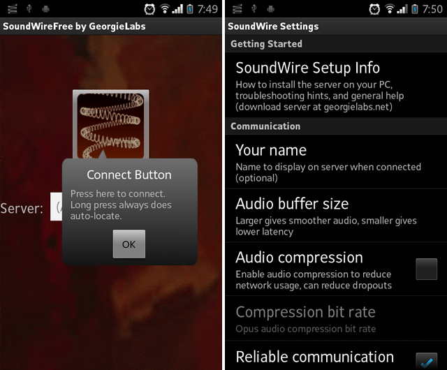android-stream-soundwire