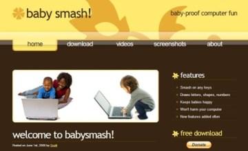 Let Babies Bang On Keyboard Without Harming Your PC – BabySmash