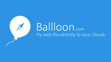 Save any Images and Files to Google Drive or Dropbox directly with Ballloon (1)