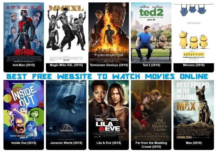 the best websites to watch movies free