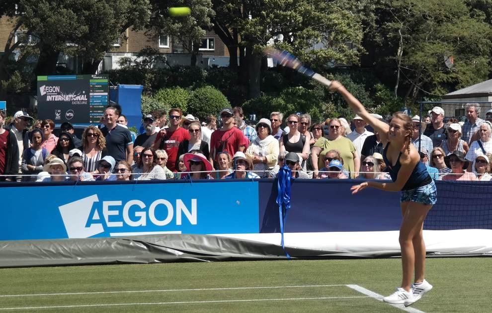 Live Tennis Rankings