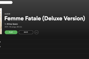 Private session on Spotify