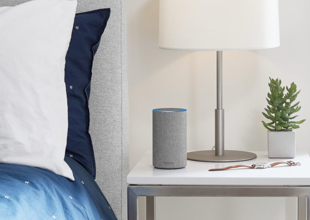Amazon Alexa voice calls