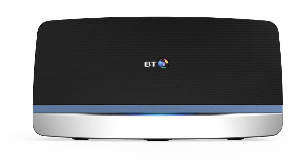 turn off BT Home Hub overnight