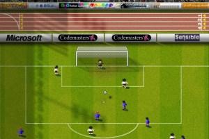 Best ever football videogame: Sensible Soccer