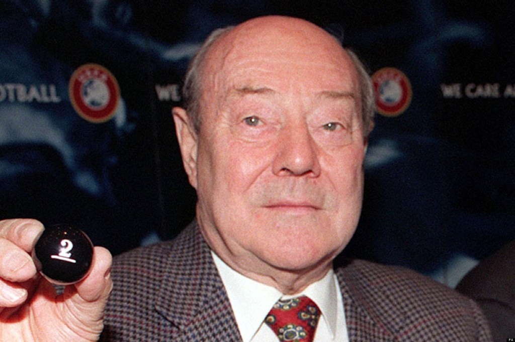 Sir Bert Millichip