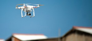 fly drones in the UK