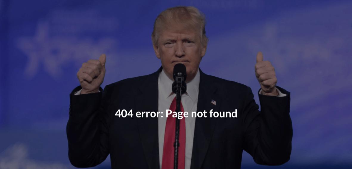 404 error code