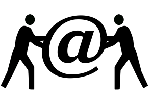 ISP email address