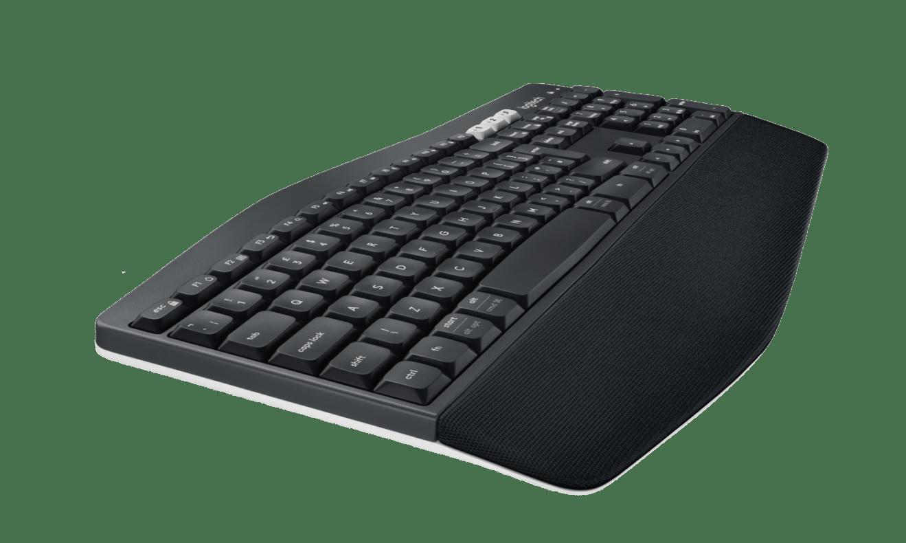 Logitech MK850 Performance review keyboard