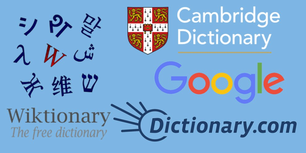 Best online dictionary