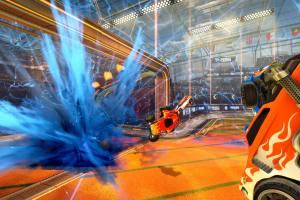 Rocket League replays