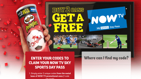 Sky Now TV Sports Day Pass