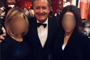 blur faces in a photo