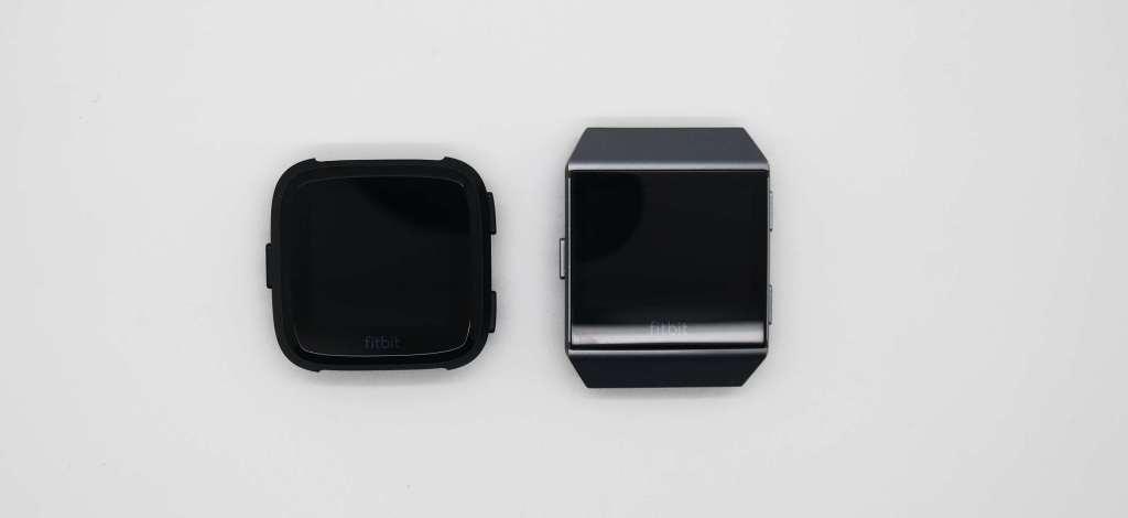 Fitbit Versa vs Ionic