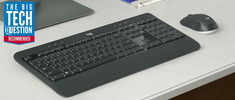 Logitech MK540 review