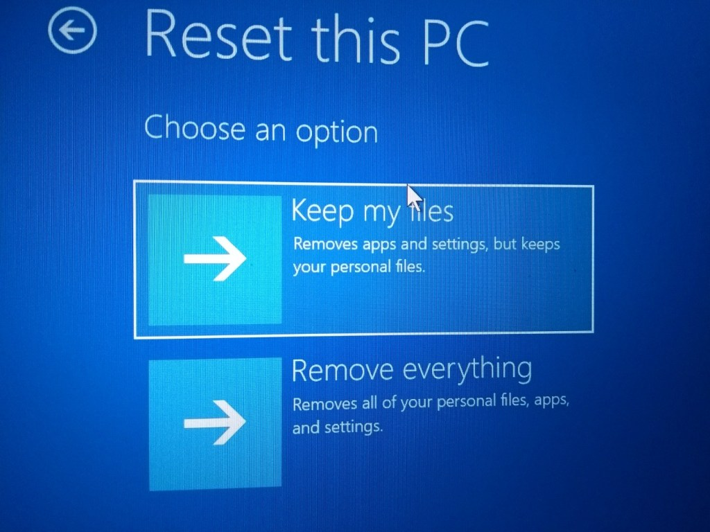 Windows 10 won't boot