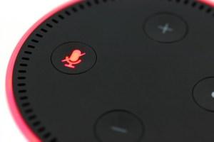 Amazon Echo light ring colours