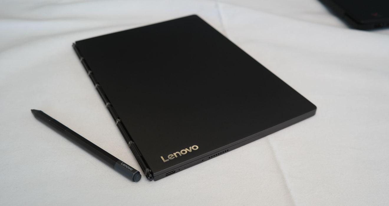 Lenovo Yoga Book review IFA 2018
