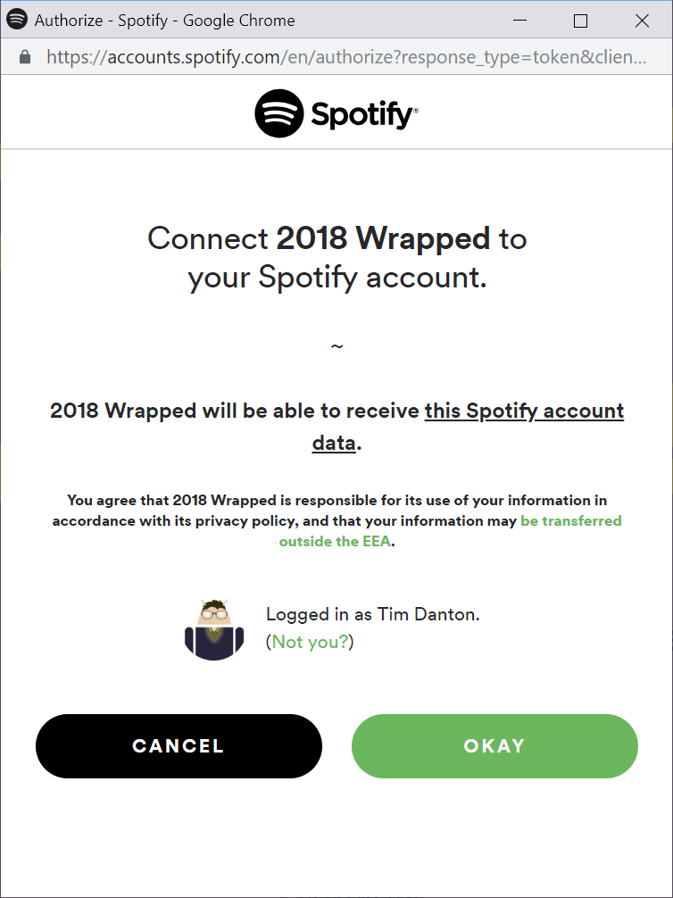 spotify wrapped privacy