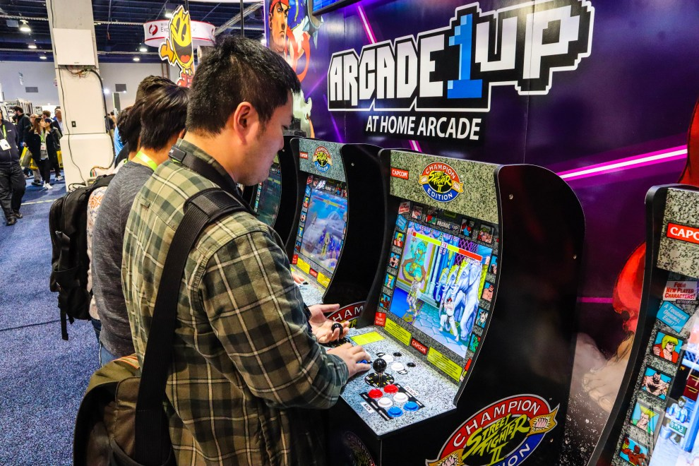 Need to hasten divorce proceedings? Get yourself an Arcade1Up | The