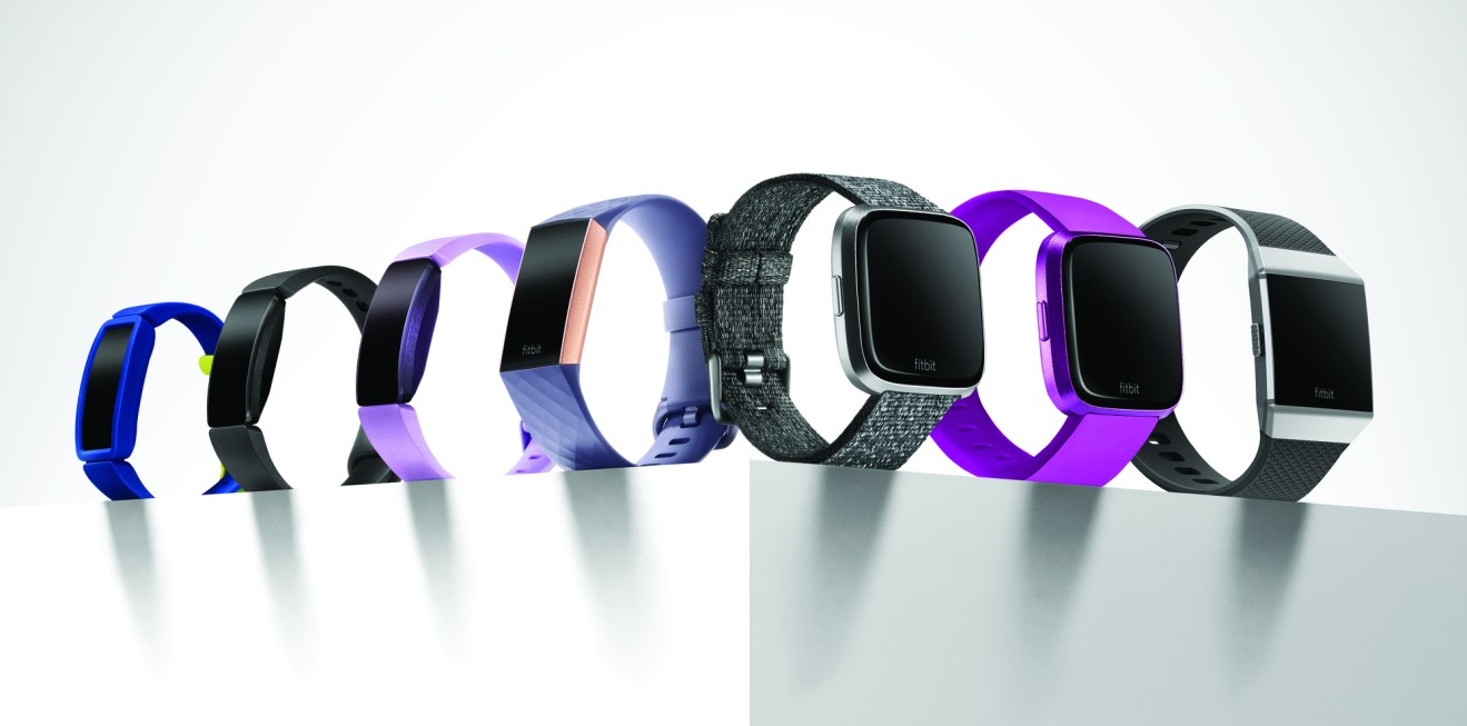 which fitbit