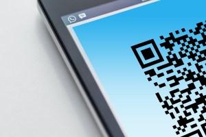 QR codes Huawei