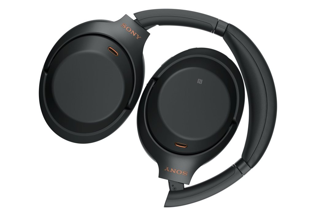 Sony WH-1000XM3 headphones controls