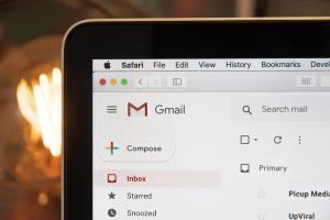 send passwords via email