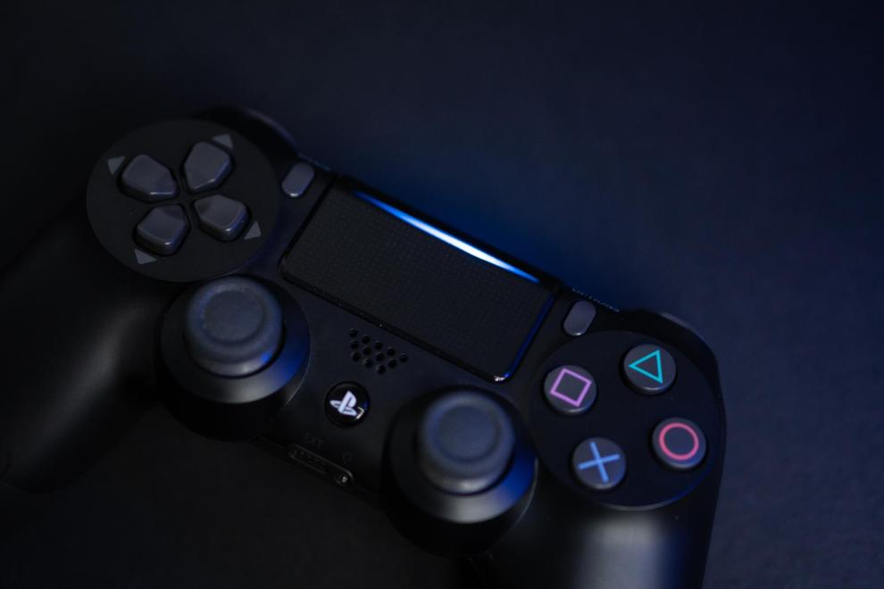 PlayStation 4 lights