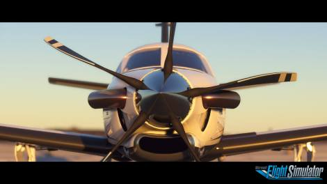 Microsoft Flight Simulator: Header