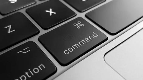 Mac command symbol