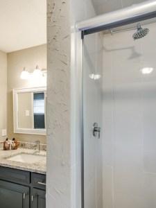 Arlington cat hoarder house bathroom after