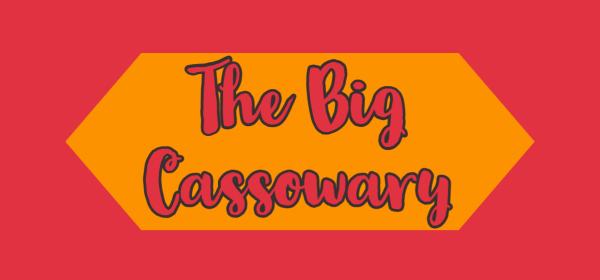 the big cassowary
