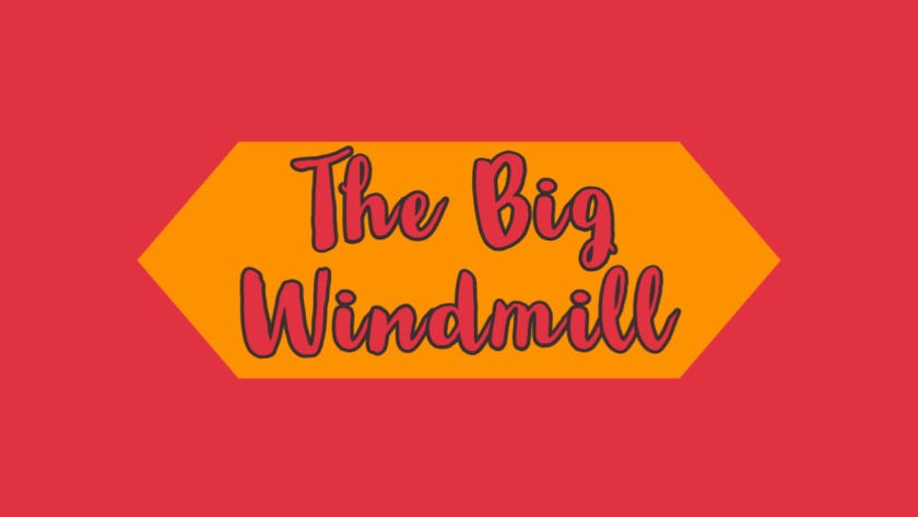 Featured image for the big windmill