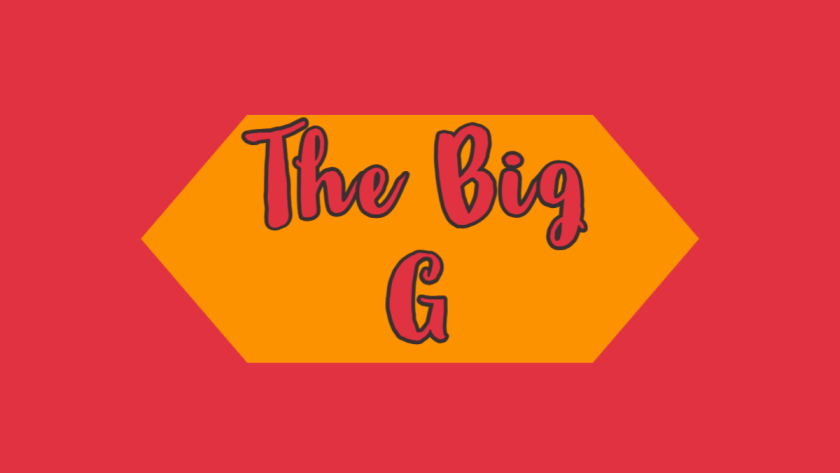 Featured image for the big G
