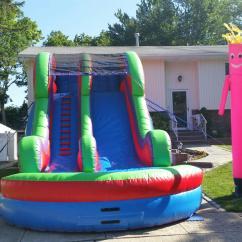16 Foot Water Slide