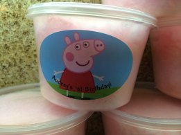 peppa party favor