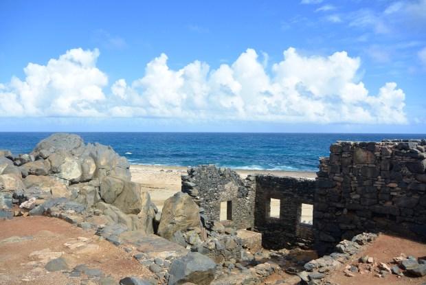 Balashi Gold Smelter Ruins, Aruba