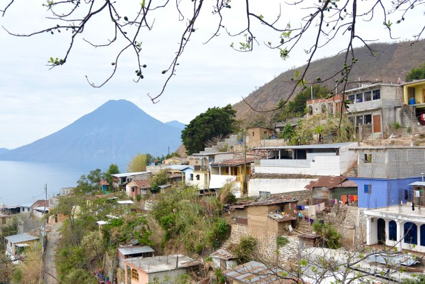 Santa Cruz, Lake Atitlan