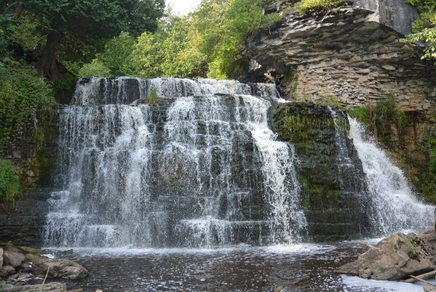 Jones Falls in Owen Sound