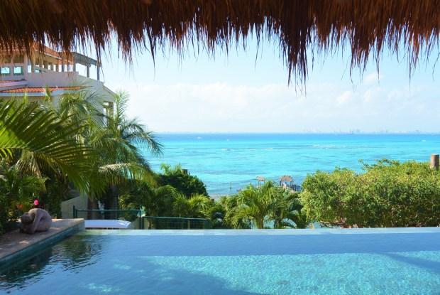 Ocean lookout, Isla Mujeres