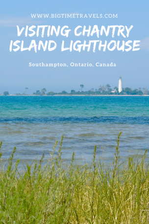 Chantry Island is a celebrated island found in Lake Huron about a kilometre off the shore of Southampton, Ontario.  This tiny island is home to a historic lighthouse, an old keeper's cottage and a bird sanctuary. #ChantryIsland #SouthamptonON #BruceCounty #Ontario #Canada