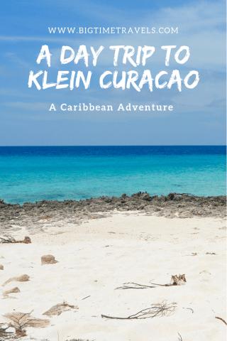 Klein Curacao Pin
