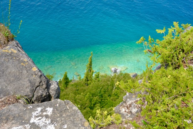 The top thing to do Lion's Head, Ontario is hike the Bruce Trail