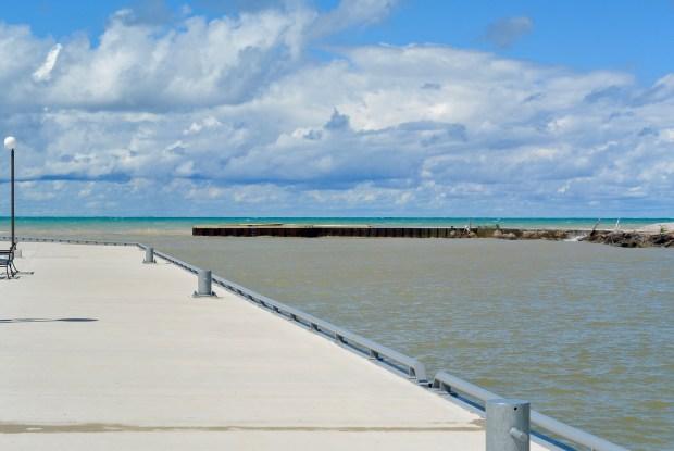 Bayfield Pier