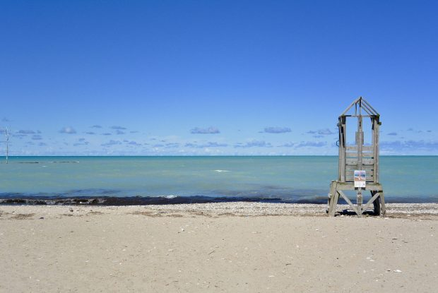 Rotary Cove, Goderich